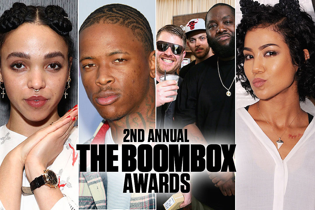 Album Cover of the Year – 2015 The BoomBox Fan Choice Awards