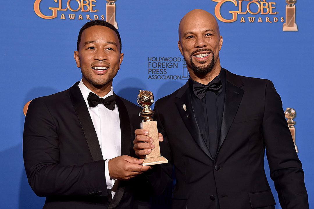 John Legend Common's 'Glory' Wins Golden Globe for Best Original Song [VIDEO]
