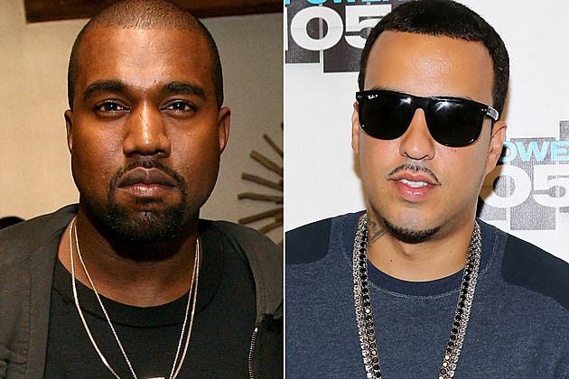 French Montana & Kanye West Working on 'Special' Project That's Coming Out Soon news