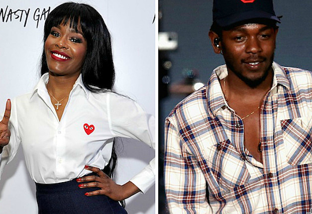 Azealia Banks Blasts Kendrick Lamar for Police Brutality Statement: 'Dumbest S— I've Ever Heard a Black Man Say'