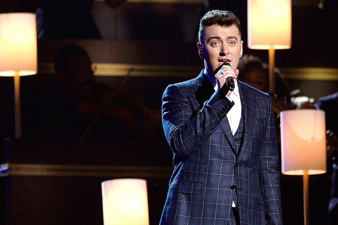Sam Smith Wins Song of the Year and Record of the Year at 2015 Grammy Awards