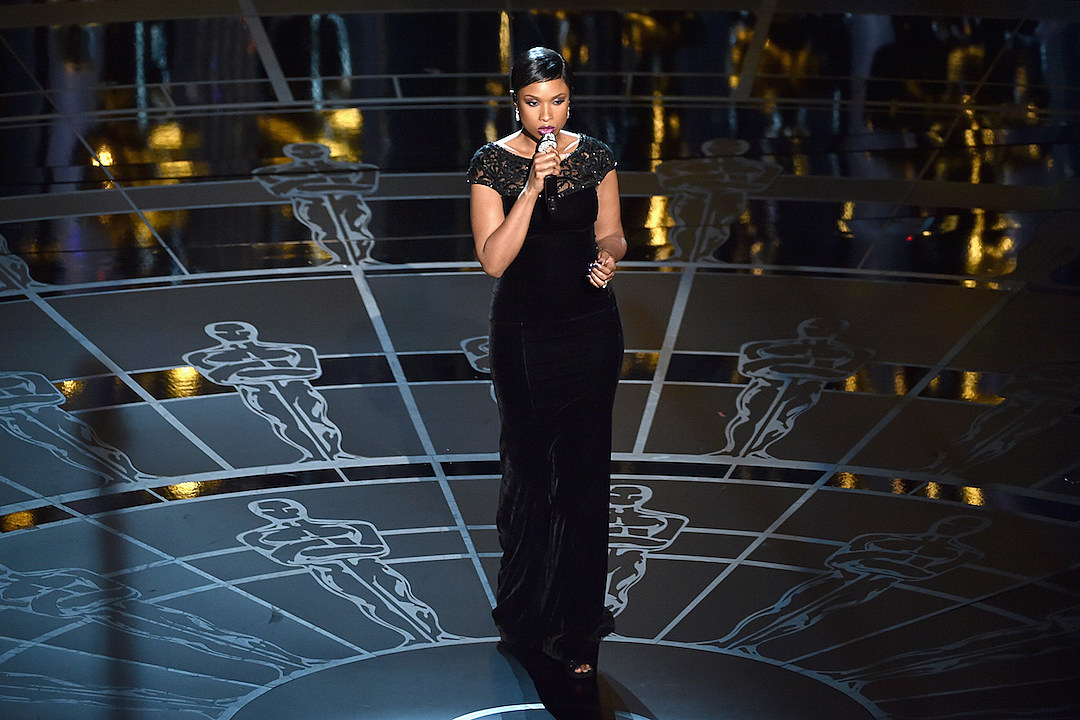 Jennifer Hudson Performs 'I Can't Let Go' at the 2015 Oscars [VIDEO]