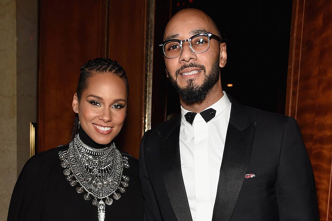 Alicia Keys and Swizz Beatz Share First Photo of Adorable Baby Genesis