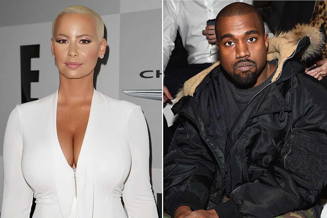 Amber Rose Claps Back at Kanye West for His '30 Showers' Remark