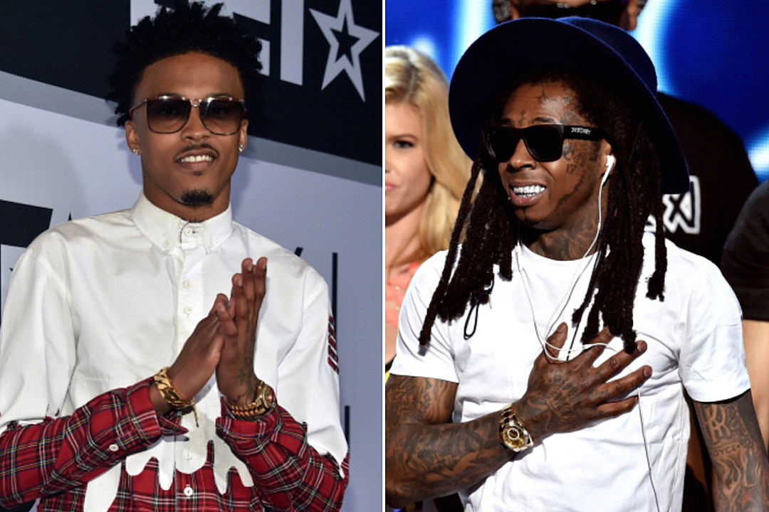 August Alsina Teams Up With Lil Wayne on 'Kissin' on My Tattoos' Remix