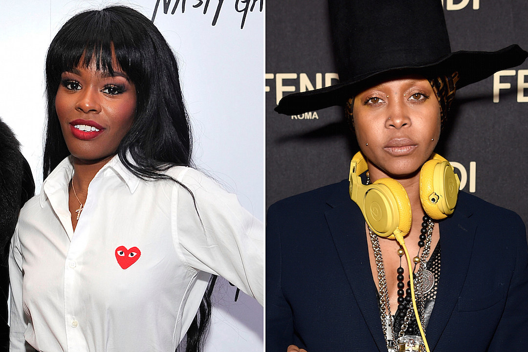 Azealia Banks and Erykah Badu End Long Standing Feud on Twitter news