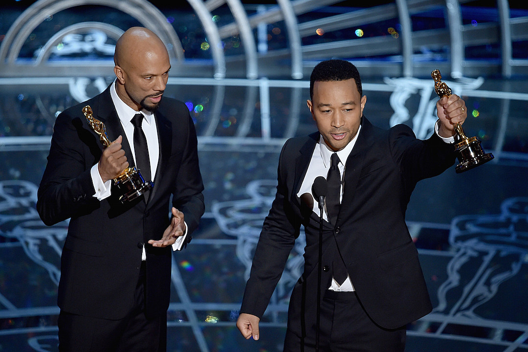 John Legend and Common's 'Glory' Wins Best Original Song at 2015 Oscars [VIDEO]