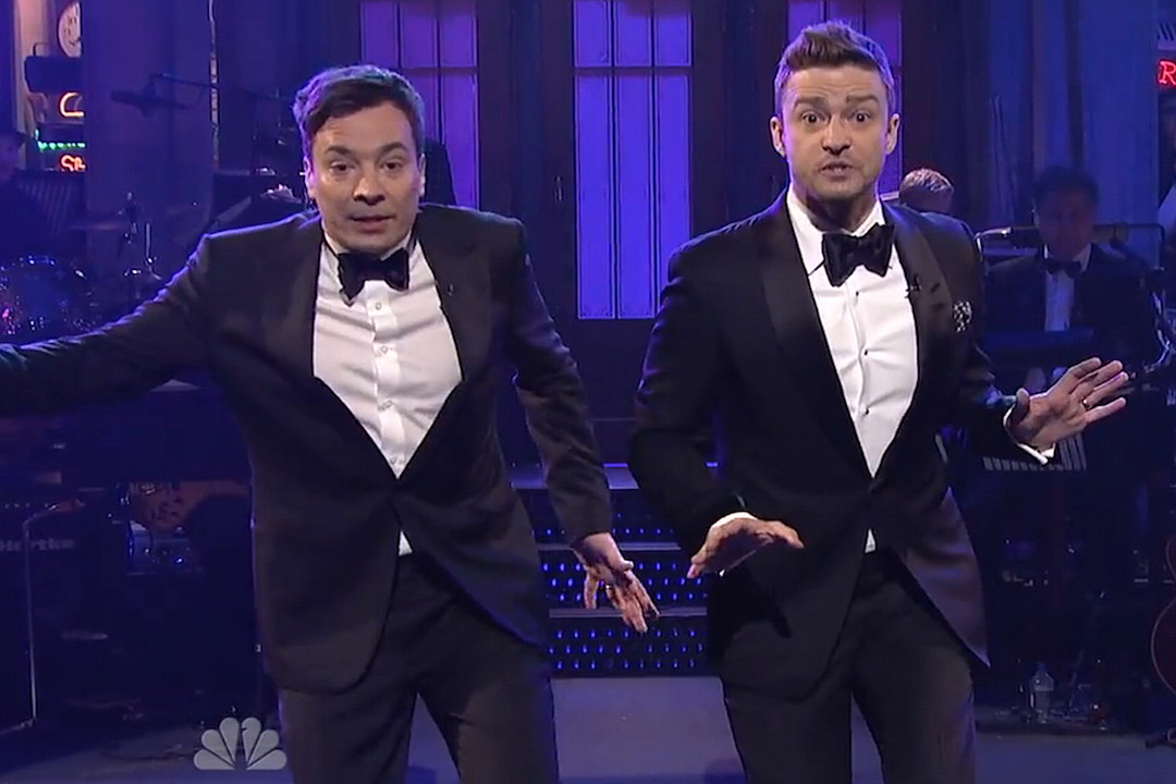 Justin Timberlake, Jimmy Fallon Perform Hilarious Intro on 'SNL' 40th Anniversary Special