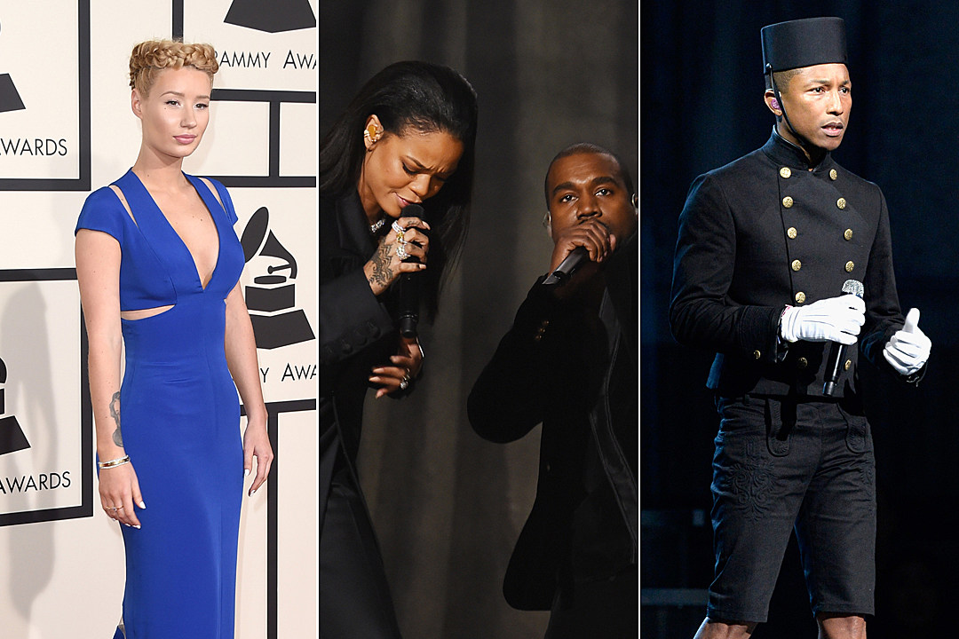 Best and Worst Moments at 2015 Grammy Awards