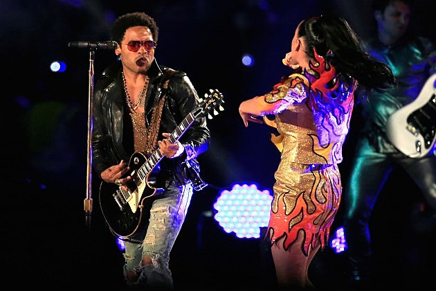 Lenny Kravitz Katy Perry