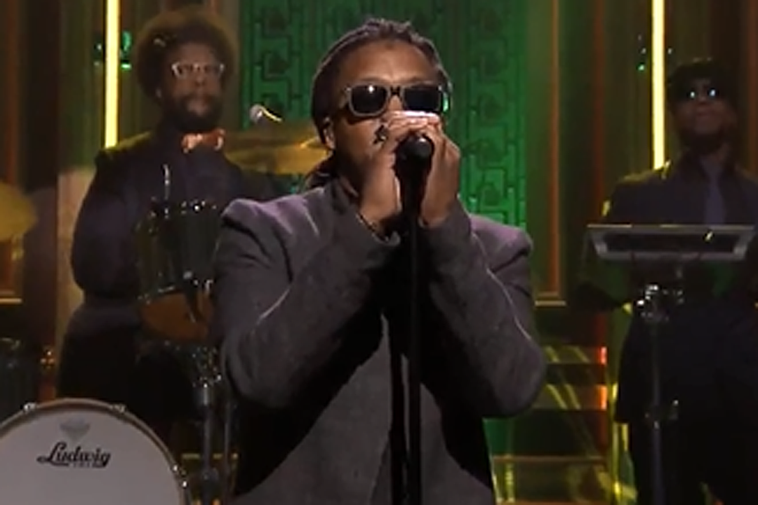 Lupe Fiasco and Nikki Jean Perform 'Little Death' on 'The Tonight Show' [VIDEO]