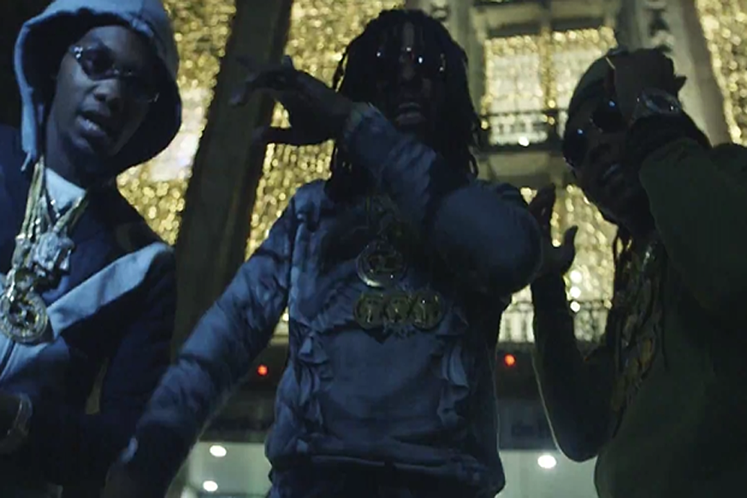 Migos Head to Paris and Amsterdam for 'Cross the Country' Video