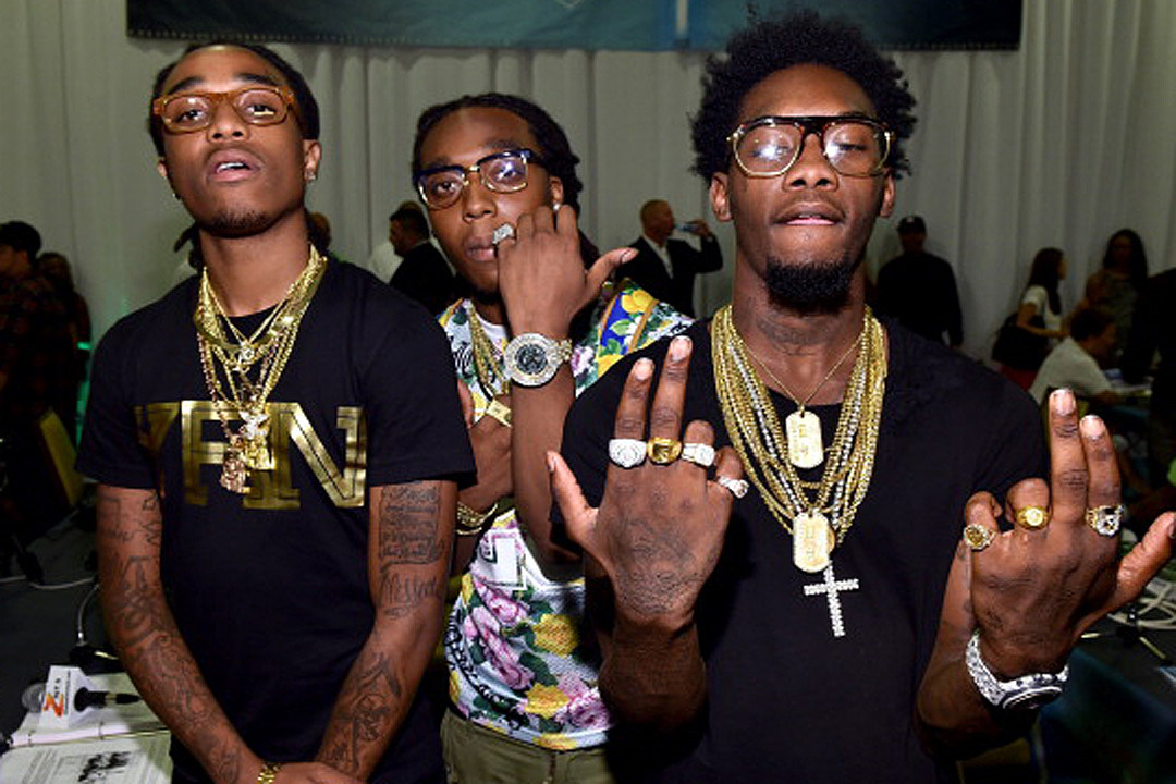 Migos Spit About Self-Reliance on 'Falisha' Featuring Rich Homie Quan