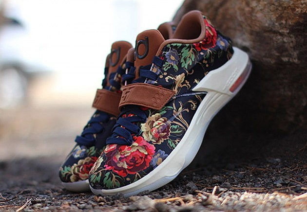 Nike KD 7 EXT QS 'Floral'