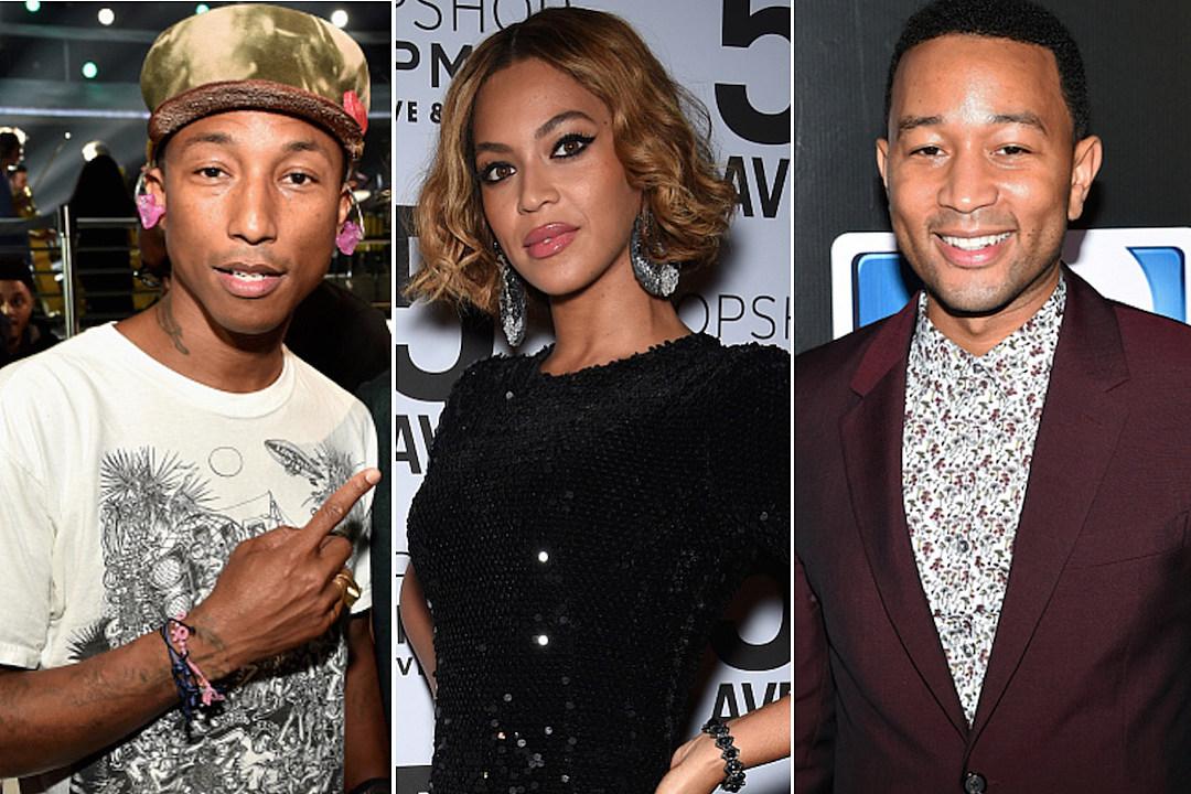 NAACP Image Awards 2015 Winners Include Pharrell, Beyonce John Legend