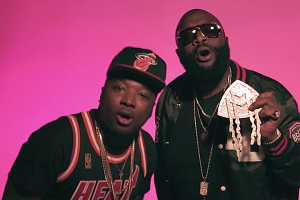 Troy Ave And Rick Ross Ball Out In All About The Money Video