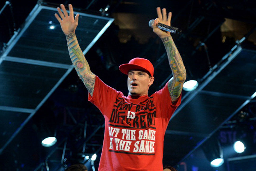Vanilla Ice Arrested for Burglary and Grand Theft