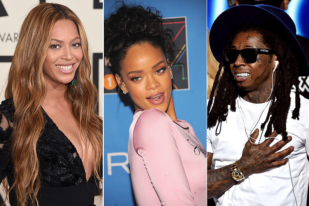 Find Out Which Songs Topped the Charts When Beyonce, Rihanna, Lil Wayne More Were Born
