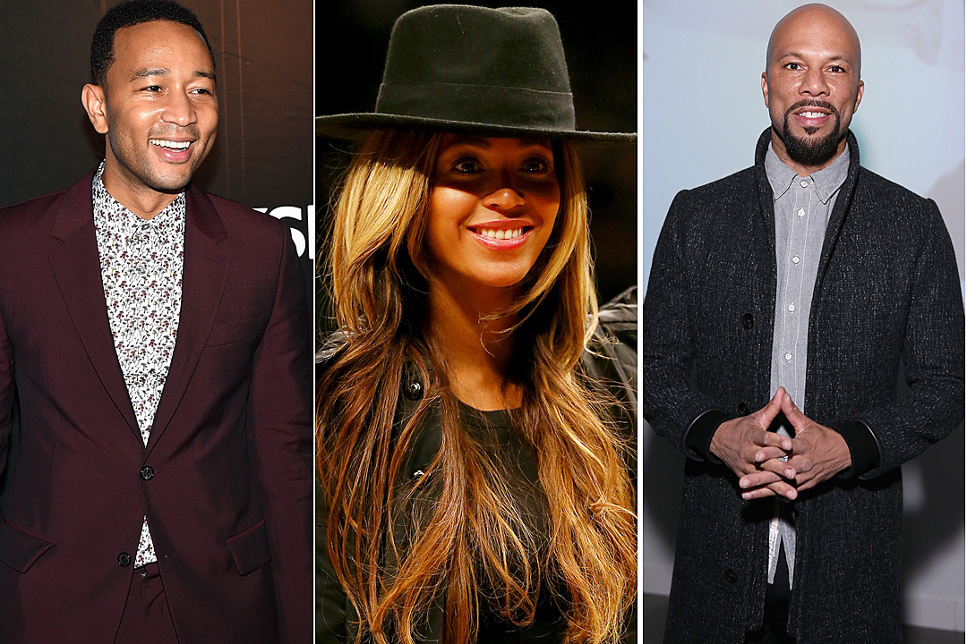 Beyonce Will Open for Common and John Legend at 2015 Grammy Awards