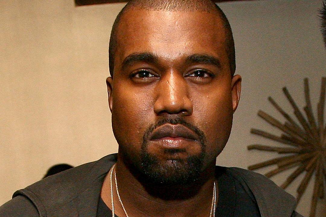 Kanye West Meets Fashion Idol Ralph Lauren at New York Fashion Week