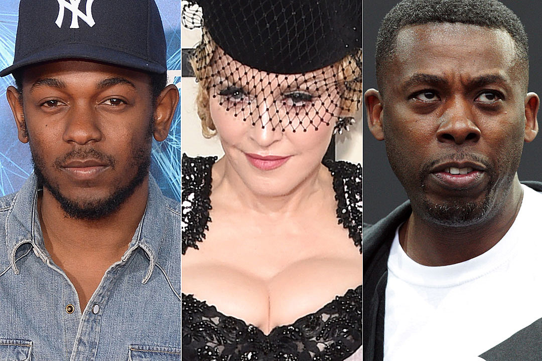 Songs of the Week: Kendrick Lamar, Madonna and GZA
