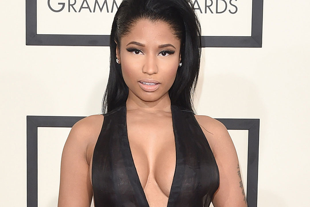 Nicki Minaj Thong American Idol Nicki Minaj Talks Getting