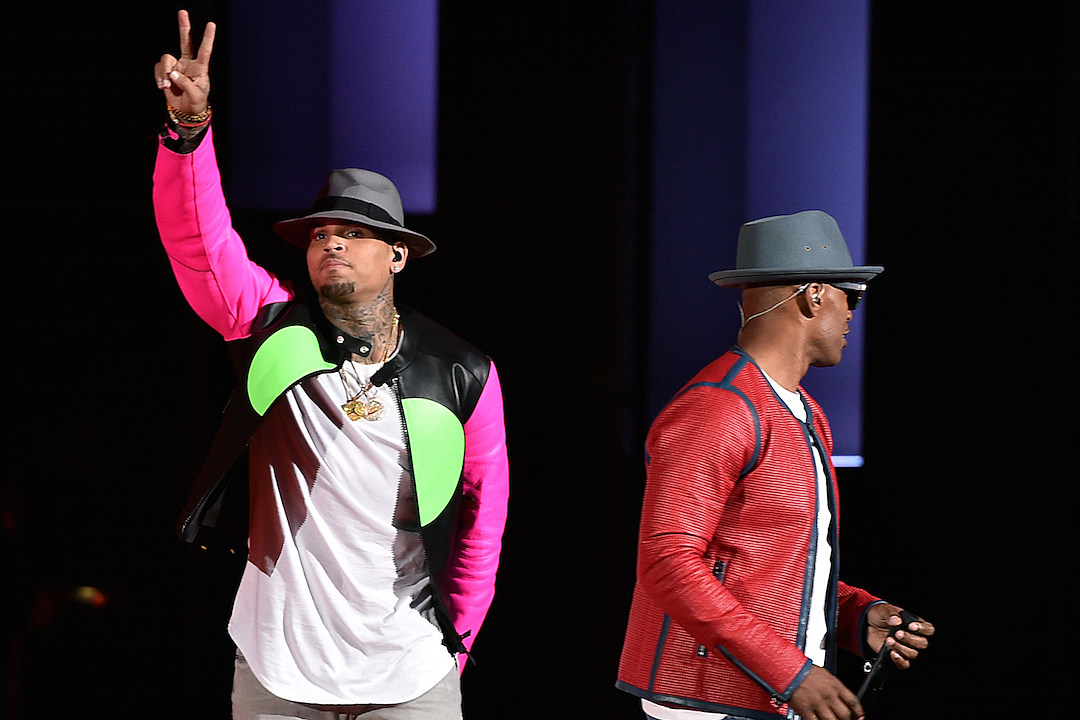 Jamie Foxx and Chris Brown Perform 'You Changed Me' at 2015 iHeartRadio Music Awards [VIDEO]