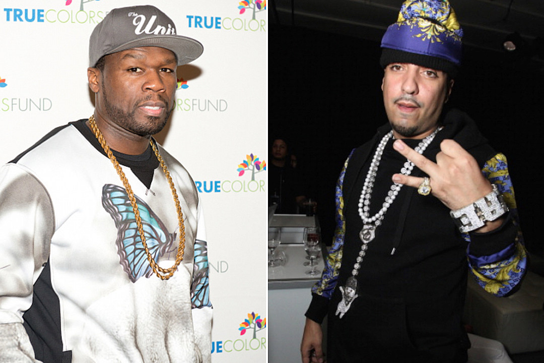 50 Cent and French Montana