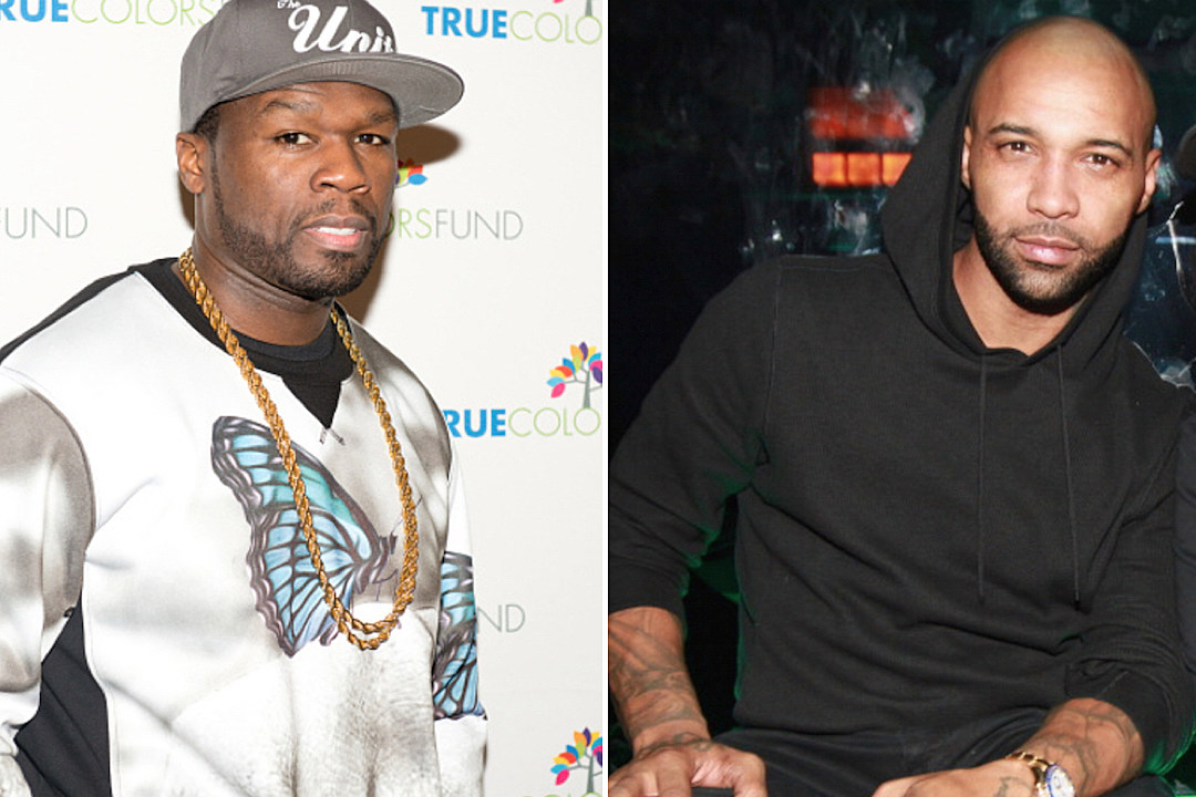 50 Cent Calls Joe Budden a 'Bitch' on Twitter, Apologizes