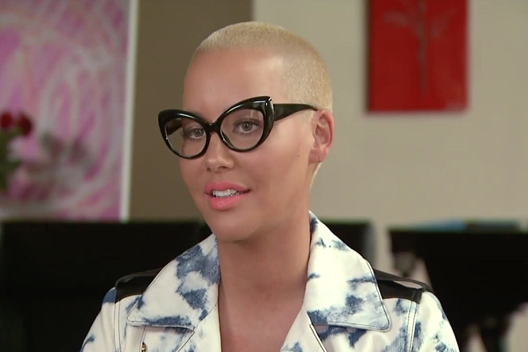 Amber Rose Talks Khloe Kardashian Feud, Planning Slut Walk Event [VIDEO]