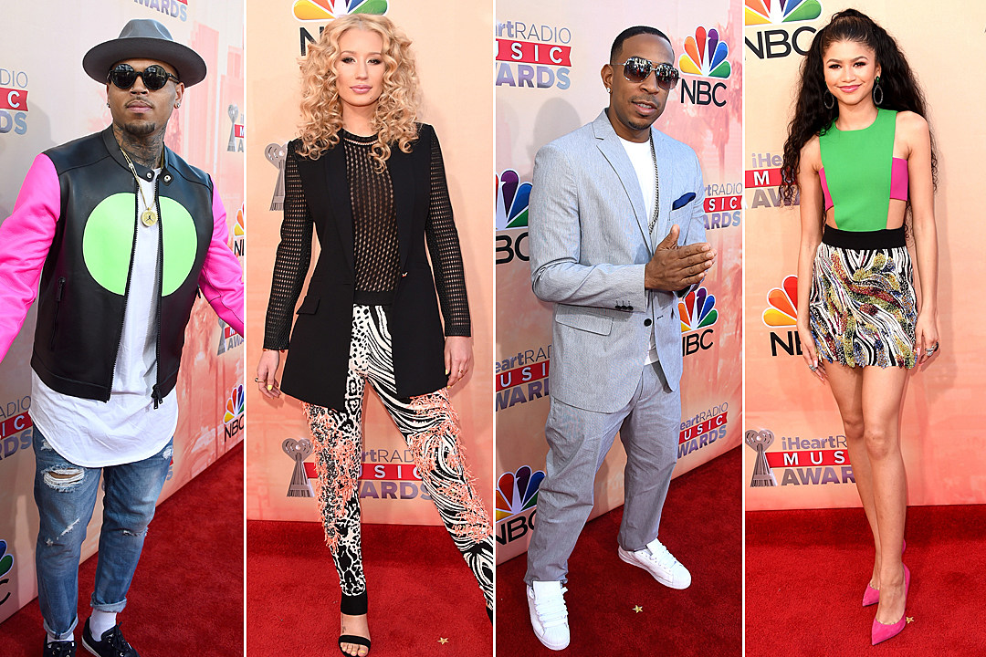 2015 iHeartRadio Music Awards Red Carpet