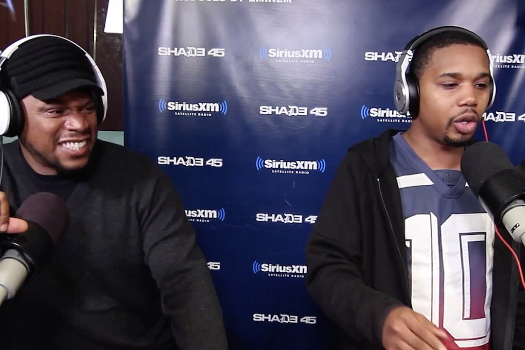 Charles Hamilton Spits Crazy Freestyles on 'Sway In The Morning' [VIDEO]