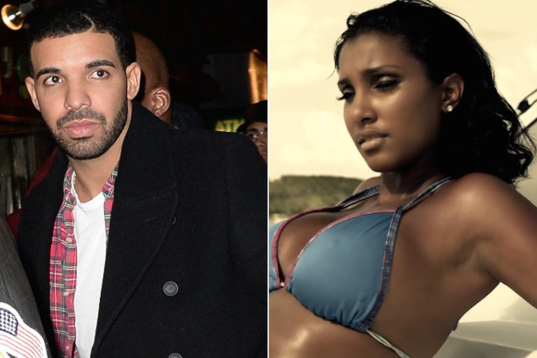 Drake Spotted Kissing Model Bernice Burgos in Australia [VIDEO]