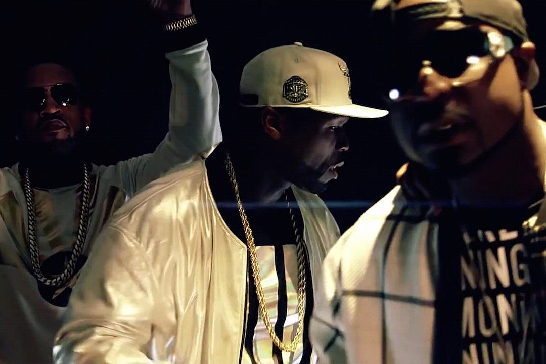 G-Unit Show Their Age in Flossy 'I'm Grown' Video