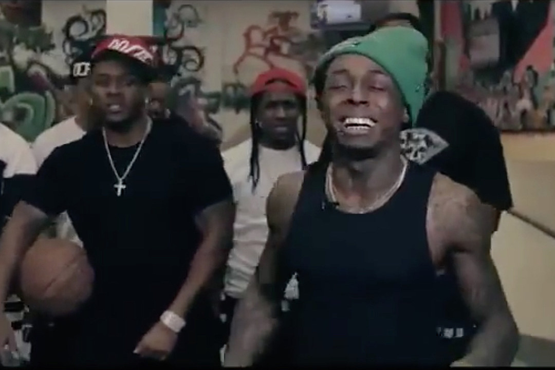 Lil Wayne Spits Lyrical Shots at Birdman Young Thug in Freestyle [VIDEO]