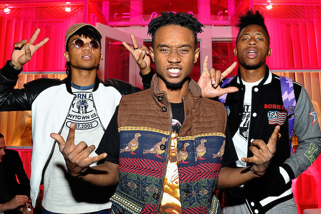 Rae Sremmurd Explode Onstage at Hype Hotel for SXSW 2015 Performance