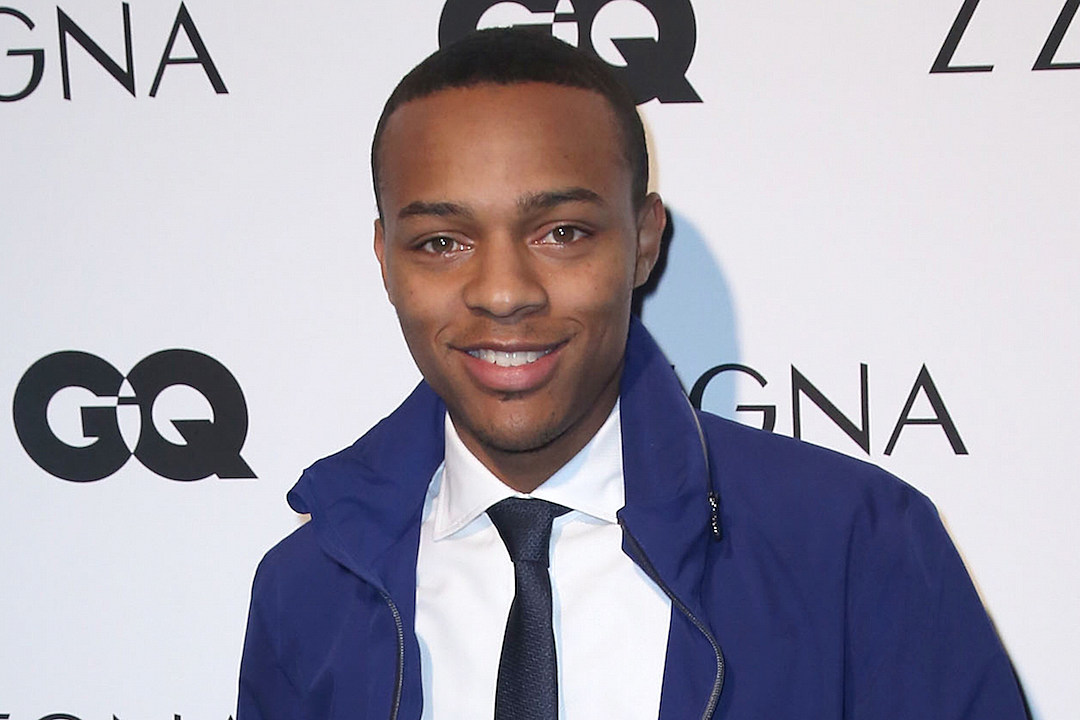 Shad Moss 2015 Shad 'bow Wow' Moss Prepares
