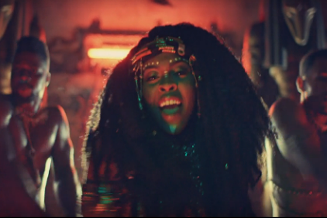 Tink Heads to Church in 'Ratchet Commandments' Video With Timbaland