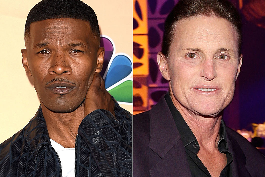 Jamie Foxx Slammed for Insensitive Joke About Bruce Jenner at 2015 iHeartRadio Music Awards