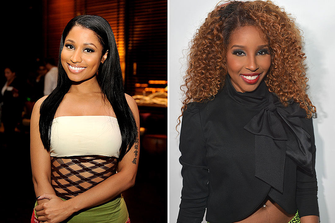 Nicki Minaj Calls Out Blogger Necole Bitchie for 'Fraudulent Story' Centered on Relationship With Safaree Samuels