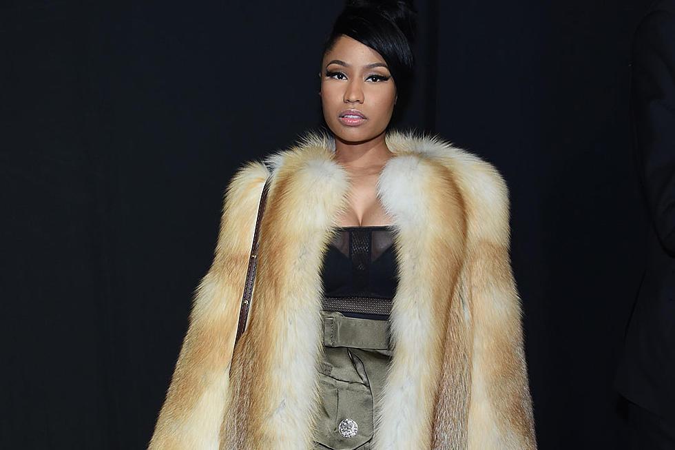 Nicki Minaj The Pinkprint Tour Outfits