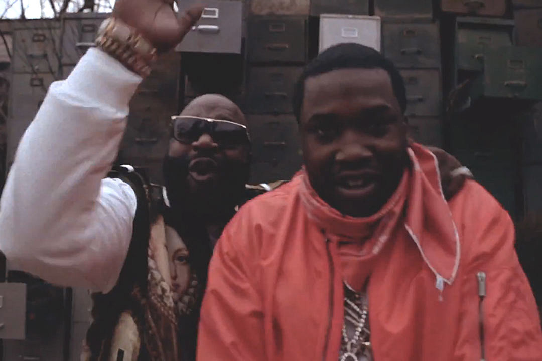 Meek Mill Heads to Atlanta in 'Ice Cream Freestyle' Street Video With Rick Ross