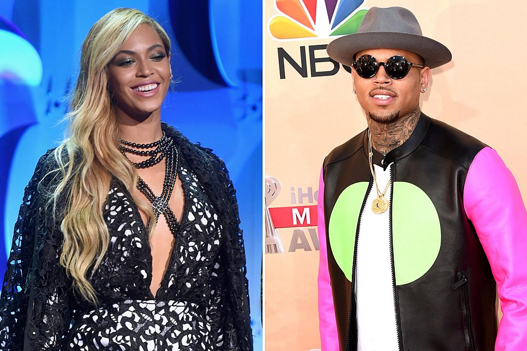 Beyonce's 'Jealous' Remix Features Chris Brown