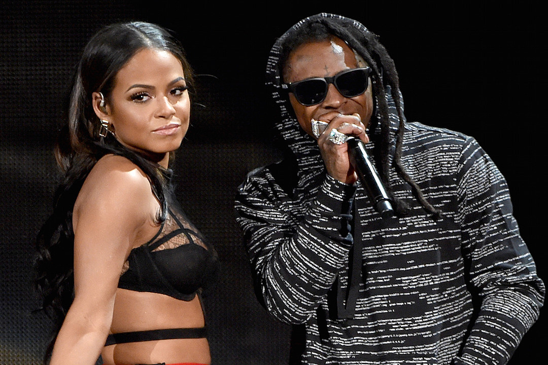 Continues lil wayne and christina milian have called it quits