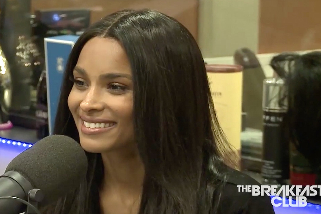 Ciara Talks Failed Relationship With Future, Drama With Rihanna 'Jackie' Album on 'The Breakfast Club' [VIDEO]