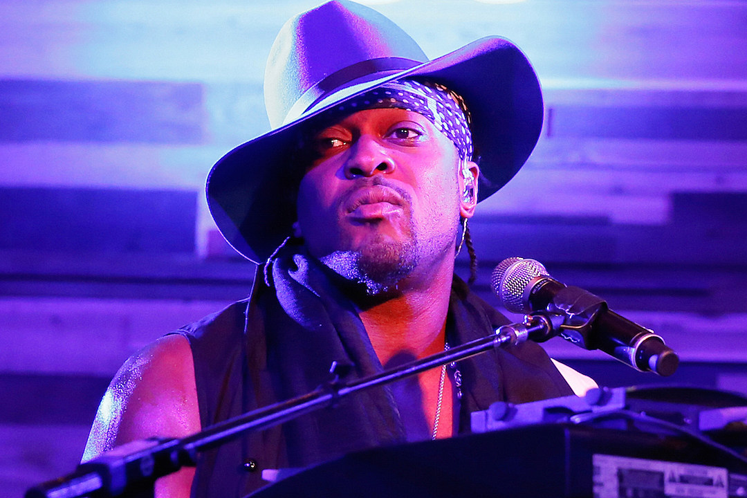 D'Angelo's Next Album Could Come 'Sooner Than You Think' [PHOTO]