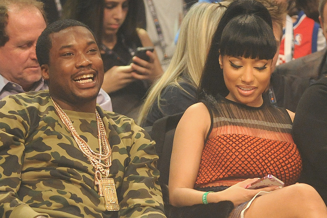 Is Nicki Minaj Engaged to Meek Mill? [PHOTO]