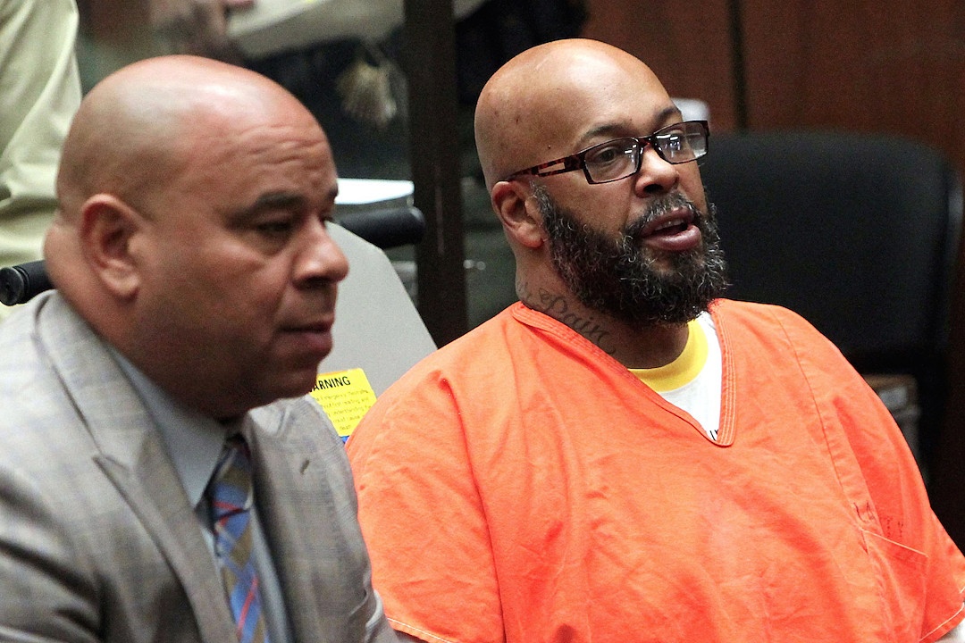 Suge Knight to Stand Trial on Murder Charges, Experiences Medical Emergency After Court