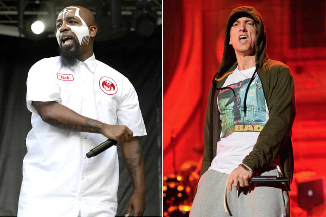 Tech N9Ne Reveals Eminem Collaboration on 'Special Effects' Album