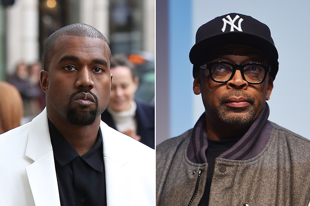 Kanye West Teaming Up With Spike Lee to Star in 'Chiraq' Movie